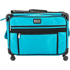 Tutto Machine-On-Wheels Case in Turquoise