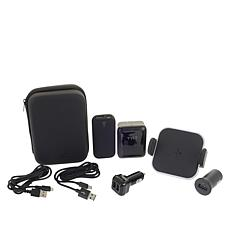 TYLT Vehicle Travel Kit w/Wireless Vent Charger with Case