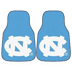 UNC - Chapel Hill Carpet Car Mat Set - 2 Pieces