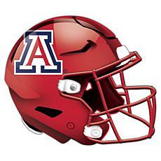 University of Arizona Helmet Cutout