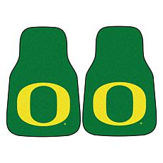 University of Oregon Carpet Car Mat Set - 2 Pieces