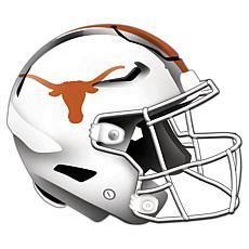 University of Texas Helmet Cutout