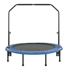 """Upper Bounce 48"""" Mini Foldable Rebounder Fitness Trampoline"""