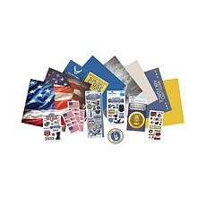 U.S. Air Force Scrapbooking Set