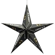 US Army Star Lantern