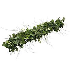 Van Zyverden Live Fresh Cut 6' Deluxe Mixed Garland Coil Runner