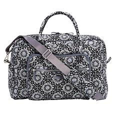 Vera Bradley Iconic Large Weekender Travel Bag