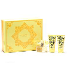Versace Yellow Diamond Eau De Toilette Spray Set