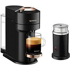 Vertuo Next Premium Coffee/Espresso Maker&Aeroccino3 Milk Frother, Blk
