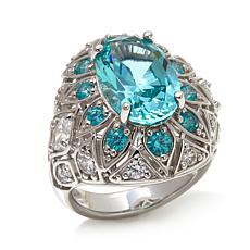 Victoria Wieck Absolute™ Simulated Mint Green Ring