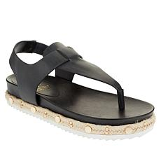 Vince Camuto Aeronta Leather Thong Sandal