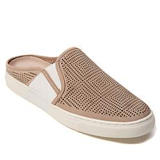 Vince Camuto Bretta Leather Perforated Mule Sneaker