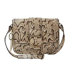 Vince Camuto Caia Leather Flap Crossbody