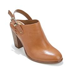 "Vince Camuto ""Finola"" Leather Mule with Strap"