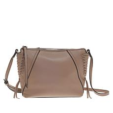 Vince Camuto Ilda Leather Laced Crossbody