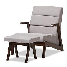 Vino Fabric Lounge Chair Set