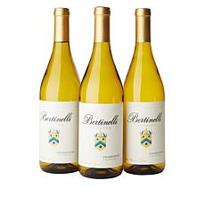 Vintage Wine Estates 3-Bottle Bertinelli Family Wine Set