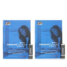 VIPRE Advanced Security Antivirus Software 2pk Lifetime License 10 PCs