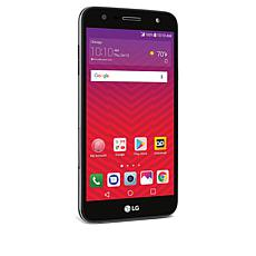 "Virgin Mobile LG X Charge 5.5"" Smartphone with Car Charger & App Pack"