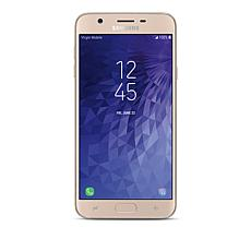 "Virgin Mobile Samsung J7 Refine 5.5"" HD Smartphone with Car Charger"