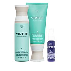 Virtue® Recovery 3-piece Daily Hair Care Kit