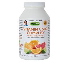 Vitamin C-500 Complex - 720 Capsules