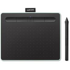 Wacom Intuos Small Green Bluetooth Tablet with Pen