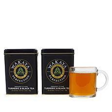 Wakaya Perfection 2-pack Organic Tumeric Black Tea Auto-Ship®