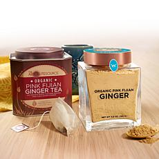 Wakaya Perfection 5.8 oz. Ginger Powder & Ginger Tea