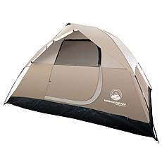 Wakeman Outdoors 4-Person Water Resistant Tent