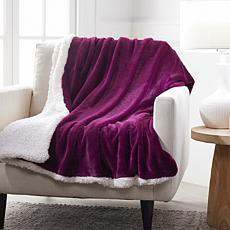 Warm & Cozy Faux Fur Throw Blanket