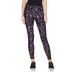 Warrior by Danica Patrick Lace Detail Legging