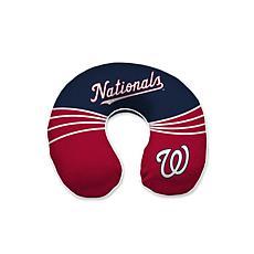 Washington Nationals Memory Foam U-Neck Travel Pillow