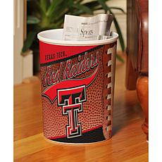 Wastebasket - Texas Tech