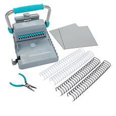 We R Memory Keepers Cinch Binding Machine with Bundle