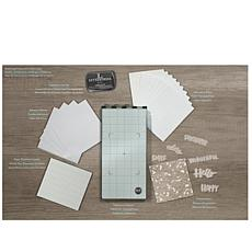 We R Memory Keepers Letterpress Platform Kit