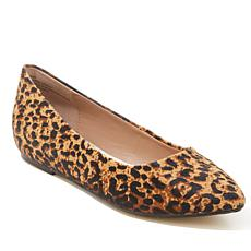 Wendy Williams Demi Wedge Flat