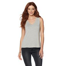 Wendy Williams Essential Jersey V-Neck Tank