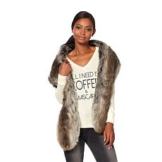 Wendy Williams Faux Fur Boa