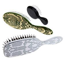 Wet Brush Detangle & Shine Safari Trio - Snake