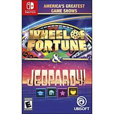Wheel of Fortune & Jeopardy! - Nintendo Switch
