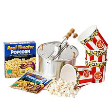 Whirley Pop 3-piece Original Popcorn Set