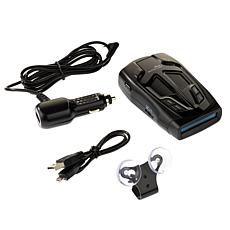 Whistler Z-31R+ Radar Detector w/Red Light Camera Alert
