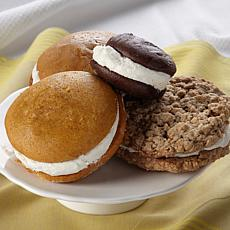 Wicked Whoopies 17ct Whoopie Pies - Harvest Variety