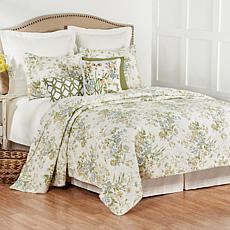 Wildflower Full/Queen Quilt Set