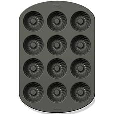 Wilton 12-Cavity Mini Fluted Muffin Pan