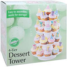 Wilton Four-Tier Dessert Tower