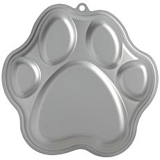 Wilton Novelty Cake Pan - Paw Print