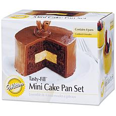 Wilton Tasty-Fill Mini Cake Pan Set