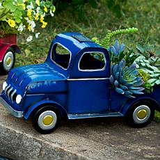 Wind and Weather Solar Truck Planter